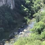 Еменски водопад и еменски каньон