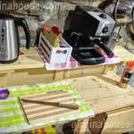 Кухненски пособия в механата