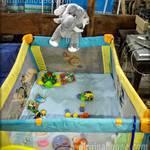 Детски кът в механата